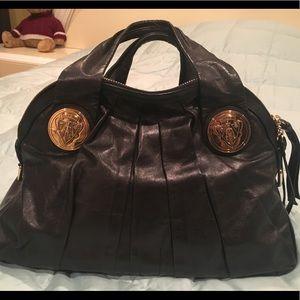 Gucci black Vintage Medium Handbag
